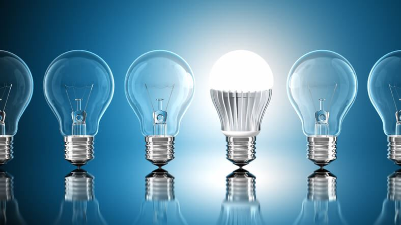 Led Vs Incandescent Lighting A Cost