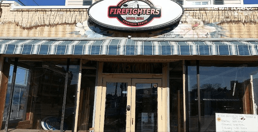 Firefighters Storefront