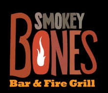 Smokey Bones Bar & Fire Grill Logo