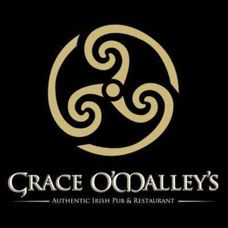Grace O'Malley's Authentic Irish Pub & Restaurant Logo